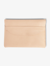Load image into Gallery viewer, Taos_Laptop_Case_Natural_Leather_Low_Key_Goods