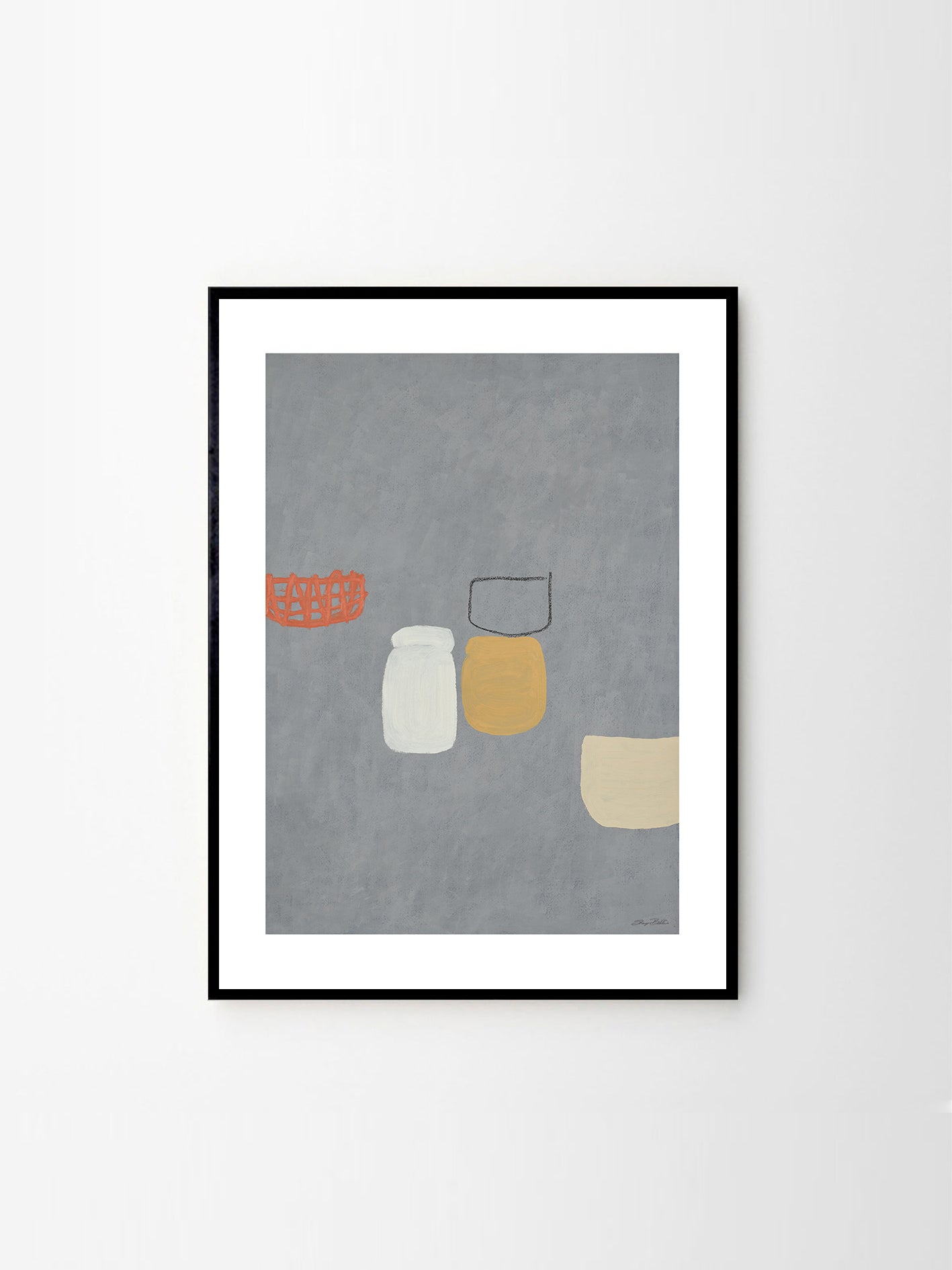 Taos_Living_The_Poster_Club_Sheryn_Bullis_Still_Life
