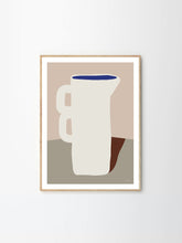 Load image into Gallery viewer, Taos_Living_The_Poster_Club_Studio_Paradissi_Pottery_06