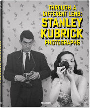 Load image into Gallery viewer, Stanley Kubrick Photographs. Through a Different Lens