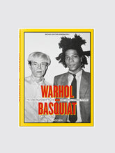 Load image into Gallery viewer, Warhol on Basquiat Taschen