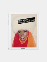 Load image into Gallery viewer, Andy Warhol. Polaroids Taschen