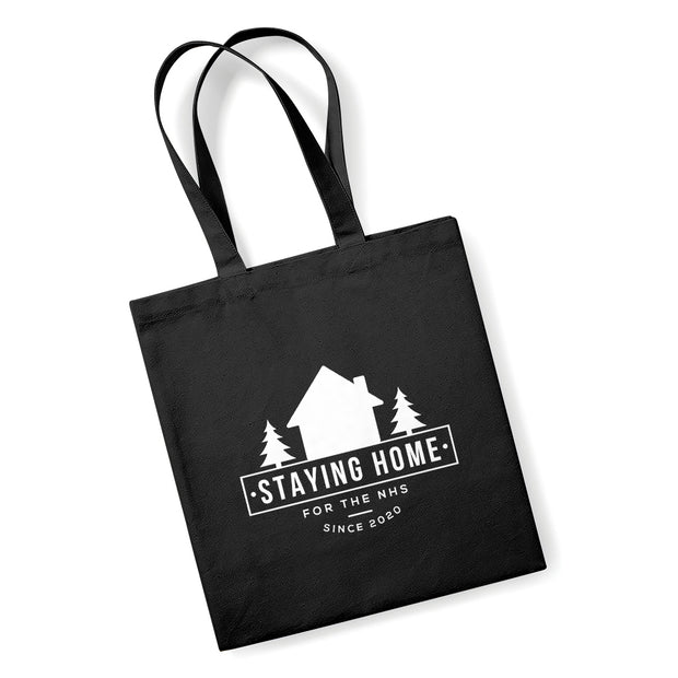 Staying At Home Since 2020 Shopper Totebag