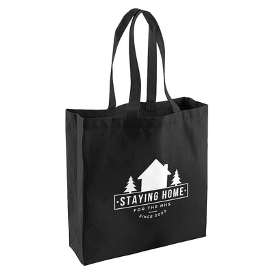 Staying At Home Since 2020 Shopper Totebag-Help Our NHS Heroes
