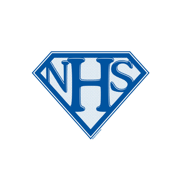 NHS Super Shield Greeting Card
