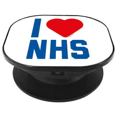 I Heart The NHS Phone Grip-Help Our NHS Heroes