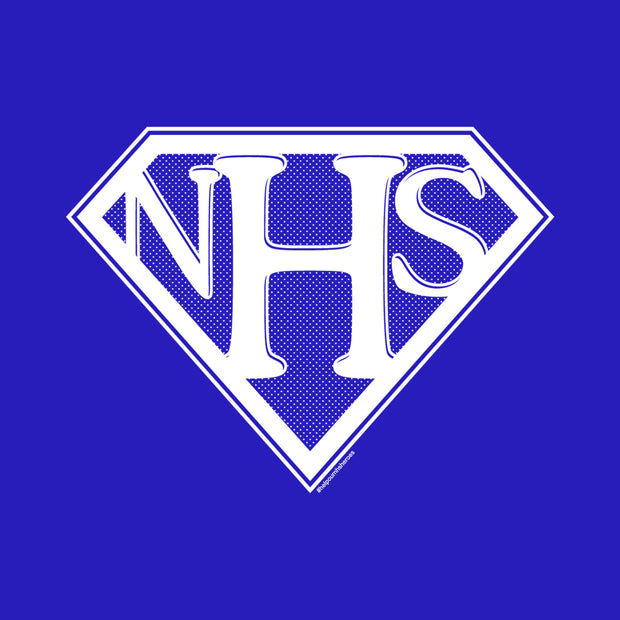 NHS Super Shield Adult Hooded Sweatshirt