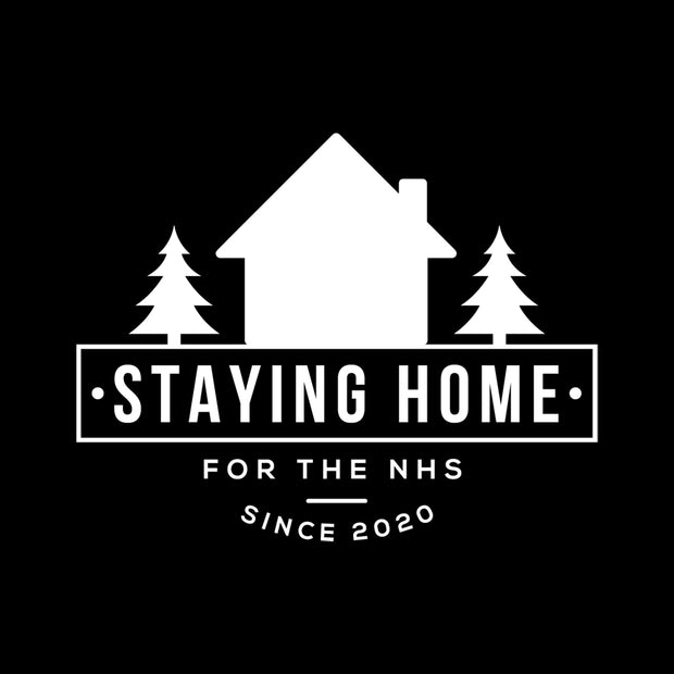 Staying At Home Since 2020 Men's T-Shirt