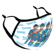 Thunderbirds Crew Adult Face Mask-Help Our NHS Heroes