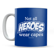 Not All Heroes Wear Capes Mug-Help Our NHS Heroes