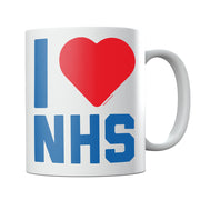 I Heart The NHS Mug