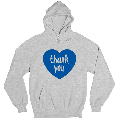 Thank You From Our Hearts Adult Hooded Sweatshirt-Help Our NHS Heroes