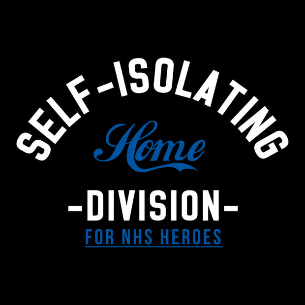 Self Isolating Home Division Women's T-Shirt