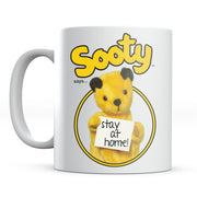 Sooty Says Stay At Home Mug-Help Our NHS Heroes