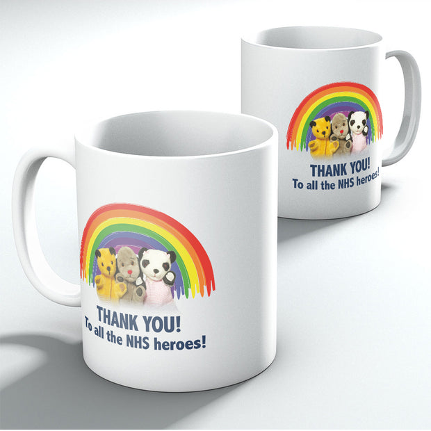 Sooty Thank You To All The NHS Heroes Mug