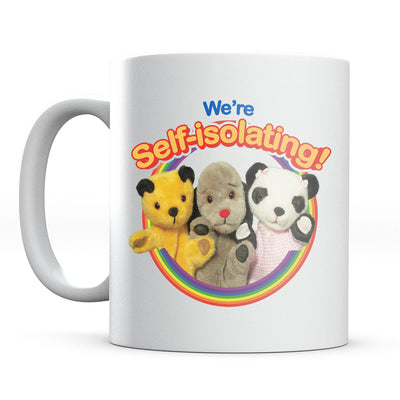 Sooty We Are Self Isolating Mug-Help Our NHS Heroes