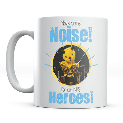Sooty Make Some Noise For Our NHS Heroes Mug-Help Our NHS Heroes