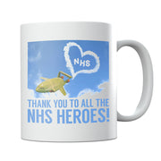 Thunderbirds Thank You NHS Heroes Mug