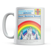 Haynes Manual A Guide To Making Noise For Heroes Mug-Help Our NHS Heroes