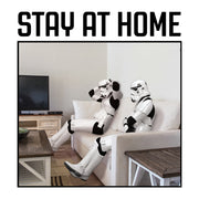 Original Stormtrooper Stay At Home Kid's T-Shirt