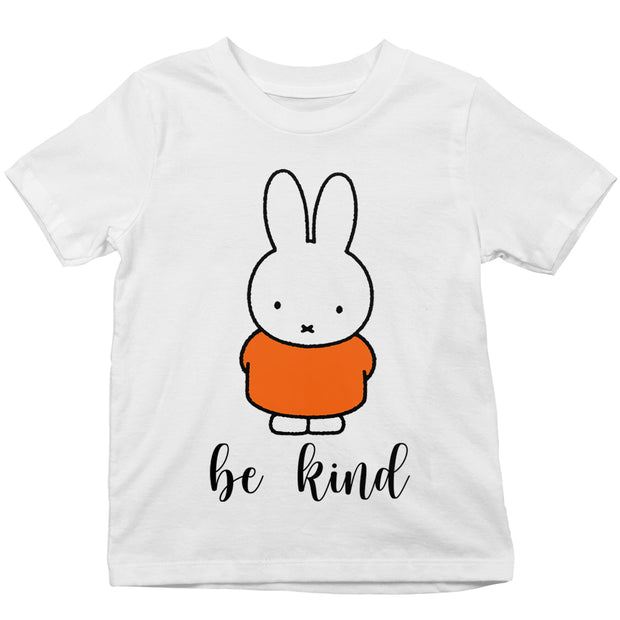 Miffy Be Kind Kid's T-Shirt-Help Our NHS Heroes