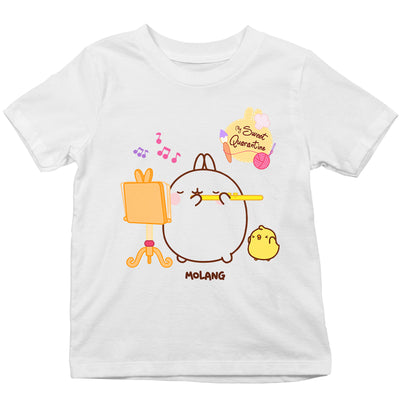 Molang My Sweet Quarantine Kid's T-Shirt-Help Our NHS Heroes