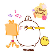 Molang My Sweet Quarantine Men's T-Shirt