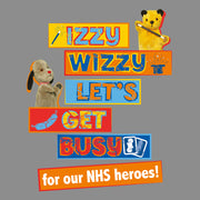 Sooty M Is For Magic But H Is For Heroes Babygrow