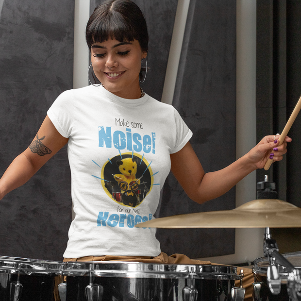 Sooty Make Some Noise For Our NHS Heroes Women's T-Shirt
