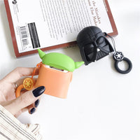Airpod Case for Apple Airpods 1 and 2 | Star Wars