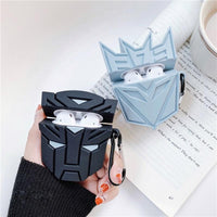 Airpods Case for Apple Airpods 1 and 2 | Transformer Decepticon