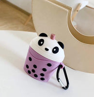 boba milk tea airpods case