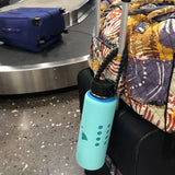 Hydro Flask Paracord Handle | Teal