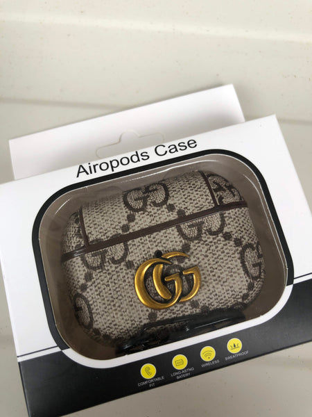 Airpod Pro Case, Luxury Airpod Case for Apple Airpod Pro | Guicci