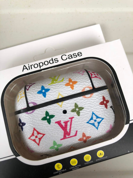 Airpod Pro Case, Luxury Airpod Case for Apple Airpod Pro | Louis Vuitton Monogram Multicolore