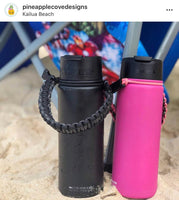 Hydro Flask Paracord Handle | Lilac Dreams