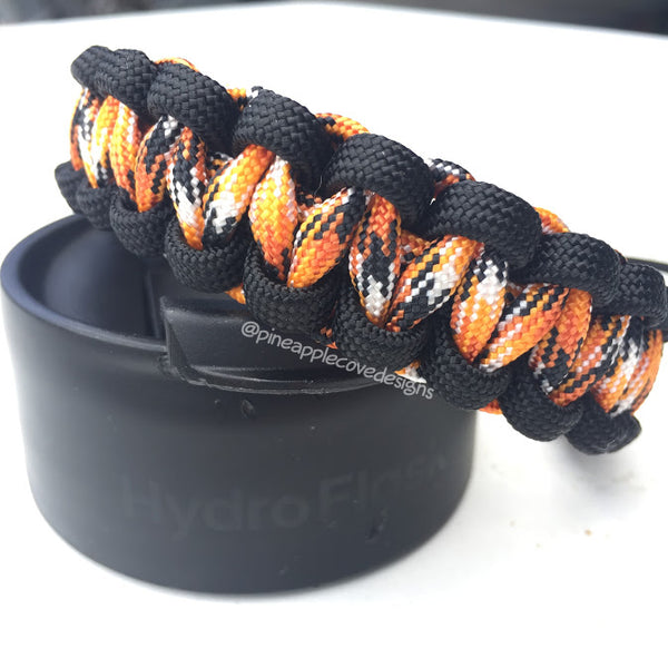 Hydro Flask Paracord Handle | Pumpkin