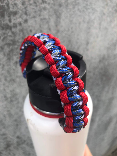 Hydro Flask Paracord Handle | Patriotic