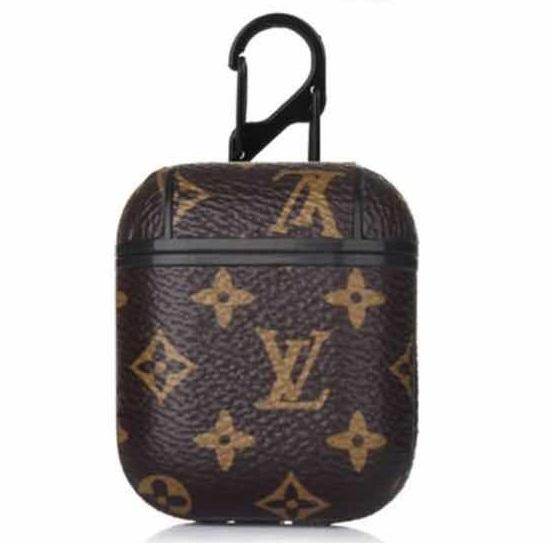 Luxury Airpod Case for Apple Airpod 1 and 2 | Luis Vuitton Monogram
