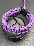 Hydro Flask Paracord Handle | Lilac Dream