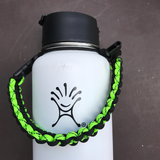 Hydro Flask Paracord Handle | Gecko