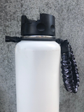 Hydro Flask Paracord Handle | Zebra