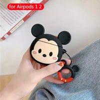 Airpods Case for Apple Airpods 1 and 2 | Disney Tsum Tsum Mickey Mouse