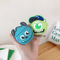 Airpods Case for Apple Airpods 1 and 2 | Monsters Inc Mike