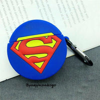 Airpods Case for Apple Airpods 1 and 2 | Superman