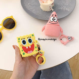 Airpods Case for Apple Airpods 1 and 2 | Sponge Bob
