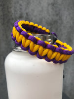 Hydro Flask Paracord Handle | LSU Colors