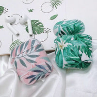 Airpods Case for Apple Airpods 1 and 2 | Tropical Leaves