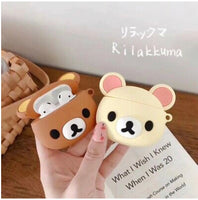Airpods Case for Apple Airpods 1 and 2 | Rillakuma