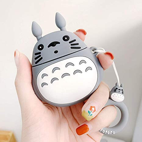 Airpods Case for Apple Airpods 1 and 2 | Totoro